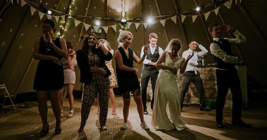 Flash mob matrimonio