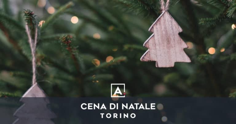 Cena aziendale di Natale a Torino
