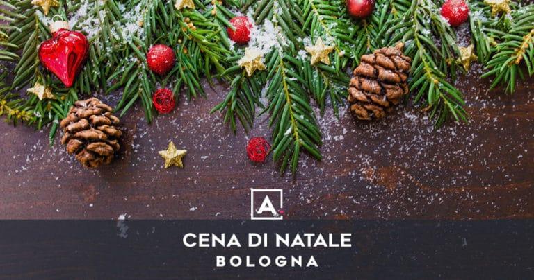 Cena aziendale di Natale a Bologna