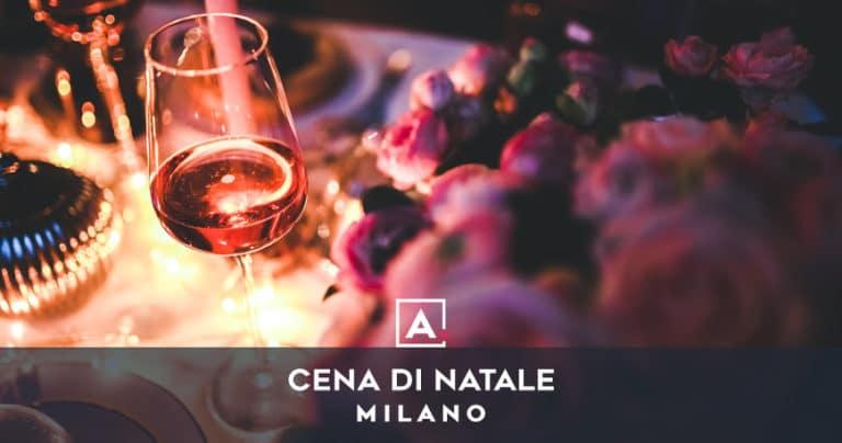 Cena di Natale aziendale a Milano