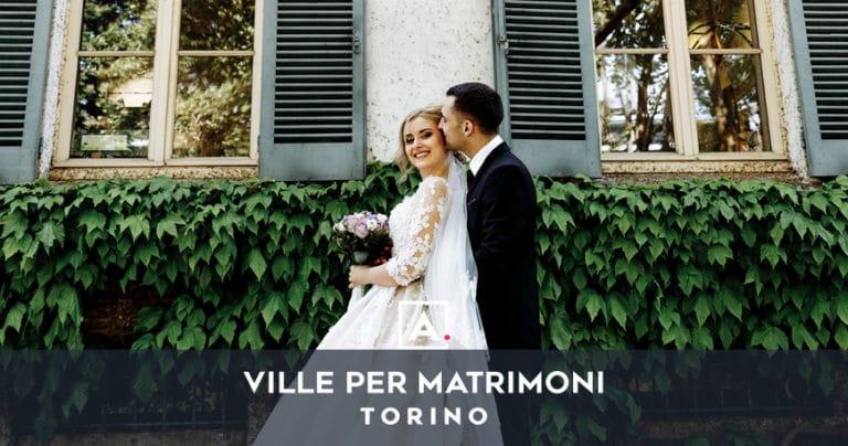 Ville e castelli per matrimoni a Torino