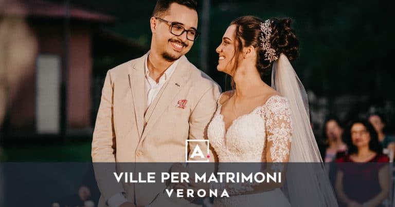 Ville e castelli per matrimoni a Verona