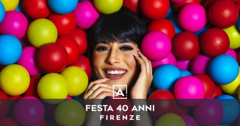 Dove festeggiare i 40 anni a Firenze