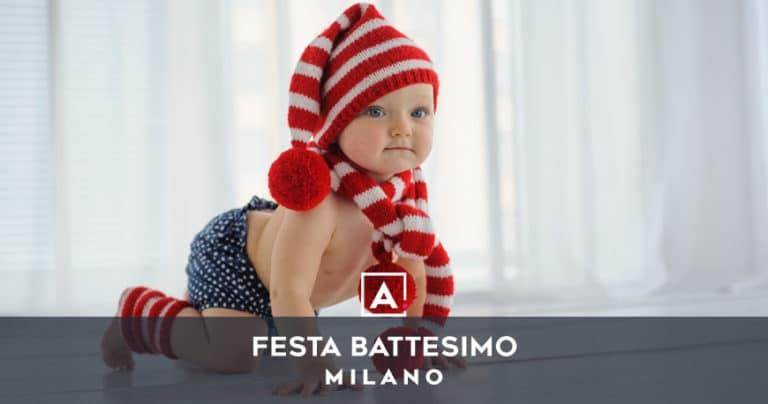 Location dove festeggiare un battesimo a Milano