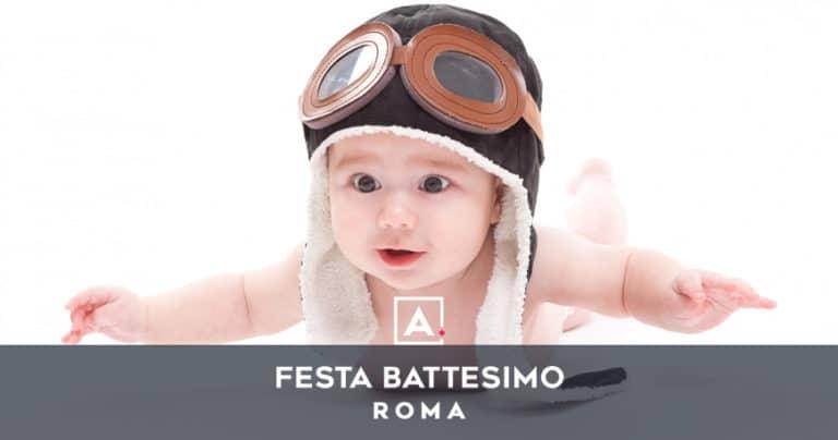 Battesimo a Roma: idee di location dove festeggiare