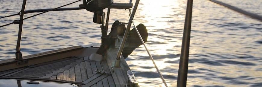 compleanno 50 anni in barca