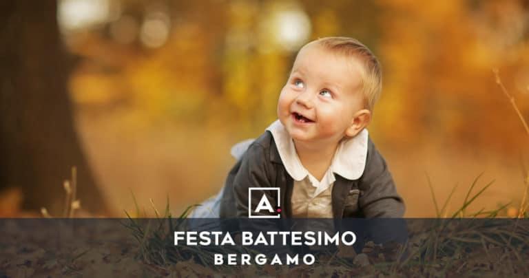 Location per un rinfresco di battesimo a Bergamo