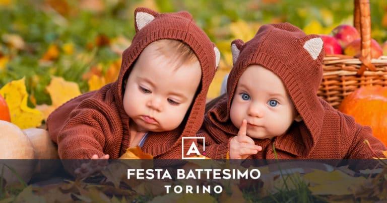 Location dove festeggiare un battesimo a Torino