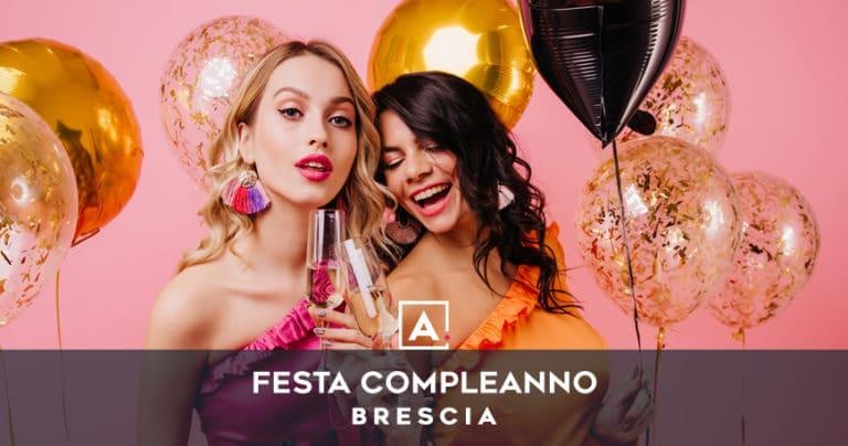 Location per compleanni a Brescia