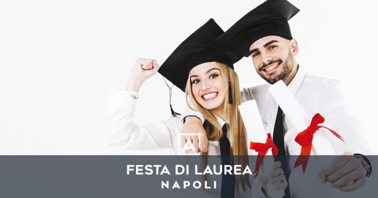 Festa di laurea a Napoli: locali dove festeggiare