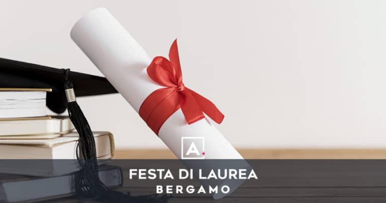 Feste di Laurea a Bergamo: locali dove festeggiare