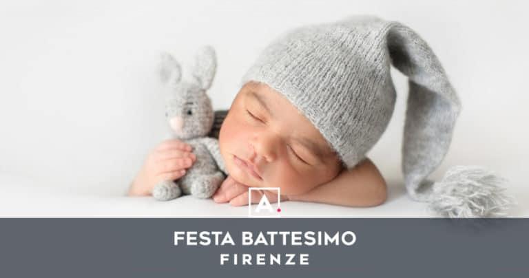 Battesimo a Firenze: location dove fare un rinfresco