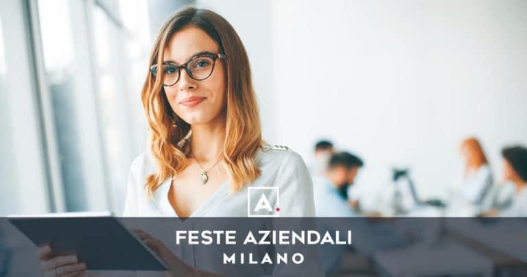 Feste aziendali a Milano: location e locali