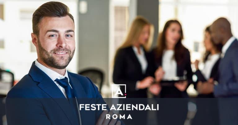Location per feste aziendali a Roma