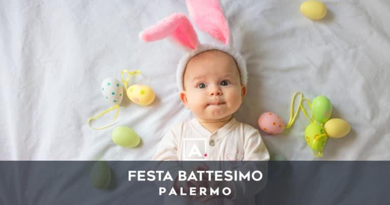 Location per feste di battesimo a Palermo