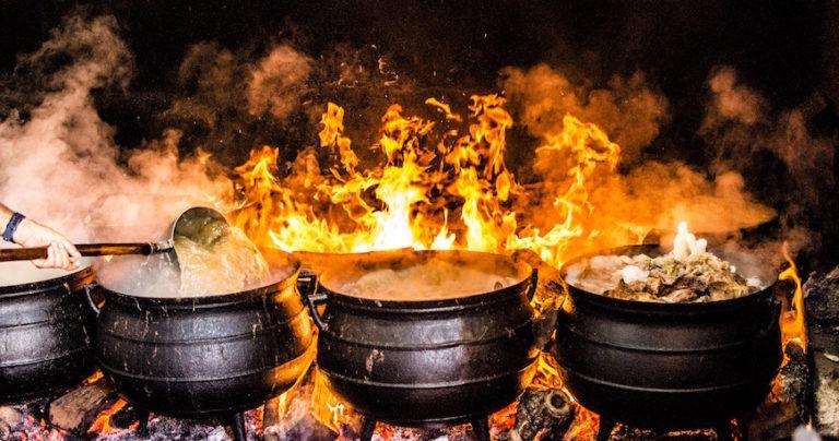 Come e dove organizzare uno show cooking! Significato e prezzi