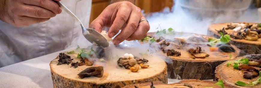 show cooking per eventi aziendali
