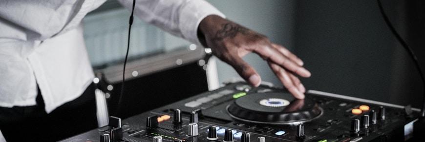 white party musica