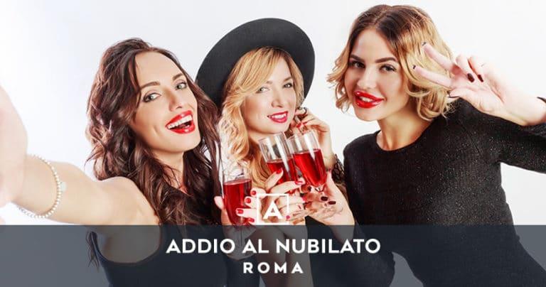 Addio al nubilato a Roma: locali dove festeggiare