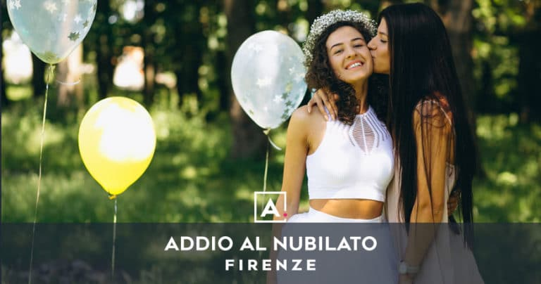 Addio al nubilato a Firenze: locali dove festeggiare