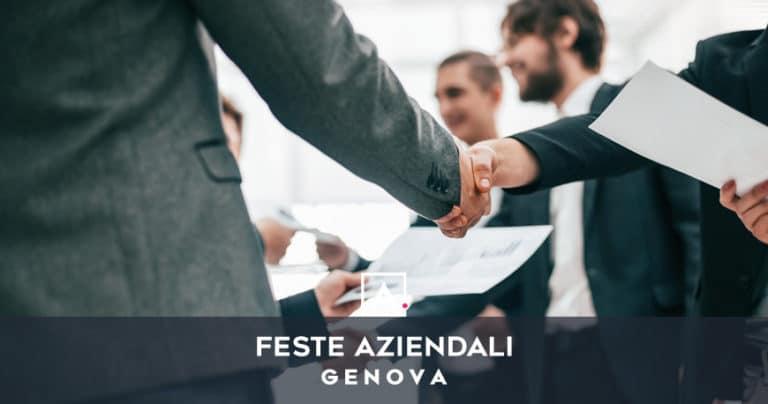 Feste aziendali a Genova: location e locali