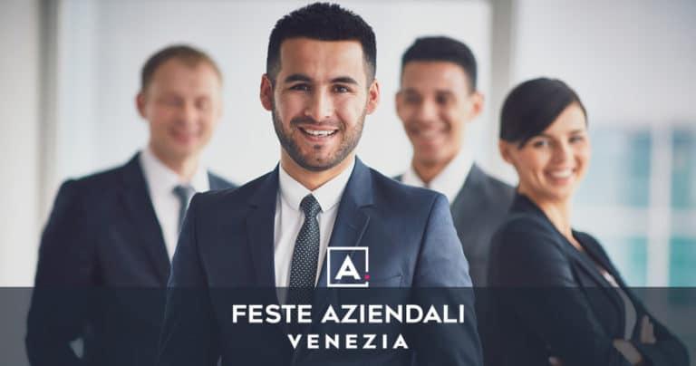 Feste aziendali a Venezia: location e locali