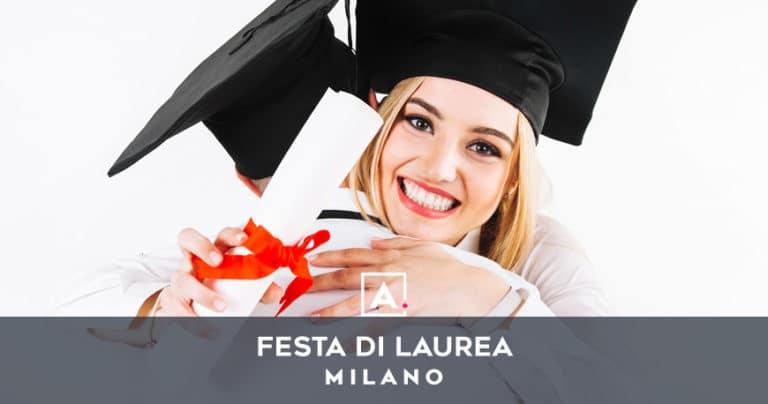 Festa di laurea a Milano: locali dove festeggiare