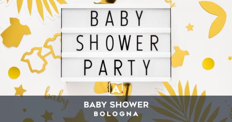 Baby shower a Bologna: location dove fare il party