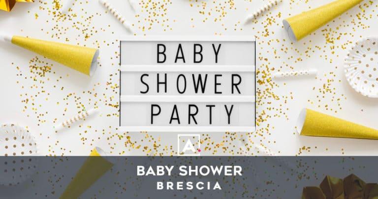 Baby shower a Brescia: location dove fare il party