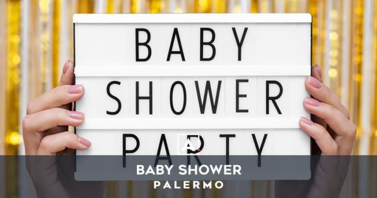 Baby shower a Palermo: location dove fare il party