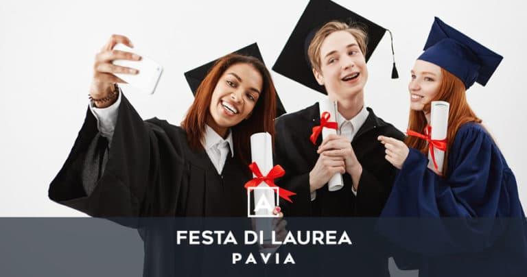 Feste di laurea a Pavia