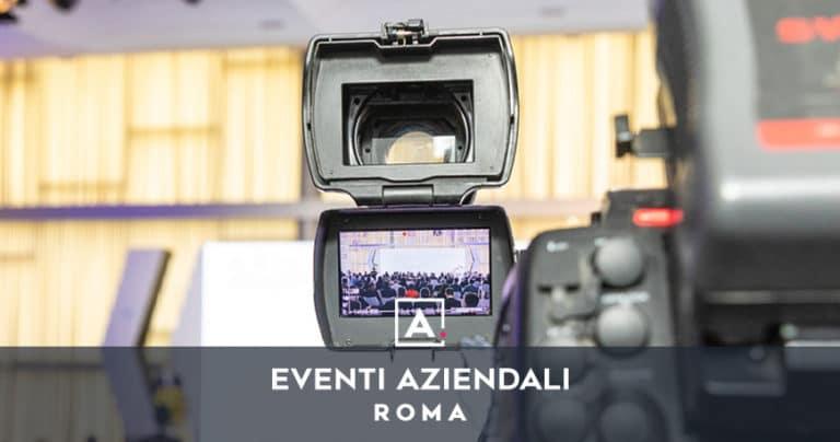 Location per eventi aziendali a Roma