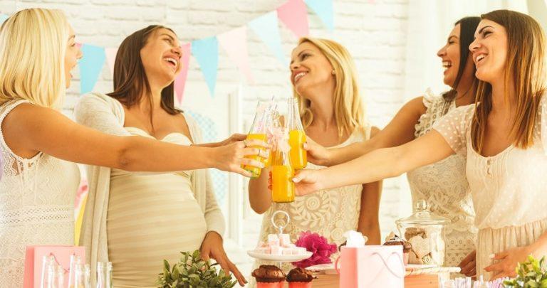 Come organizzare un baby shower: idee per la festa
