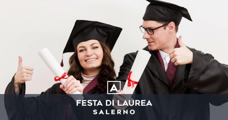 Feste di laurea a Salerno