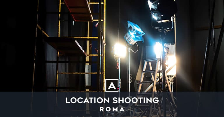 Location per shooting a Roma