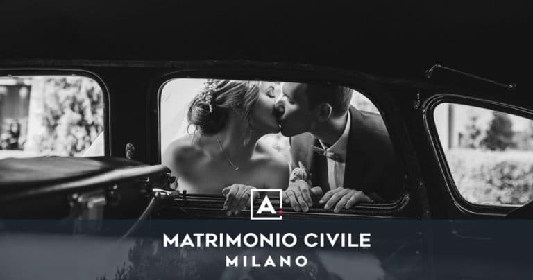 Location per matrimonio civile a Milano