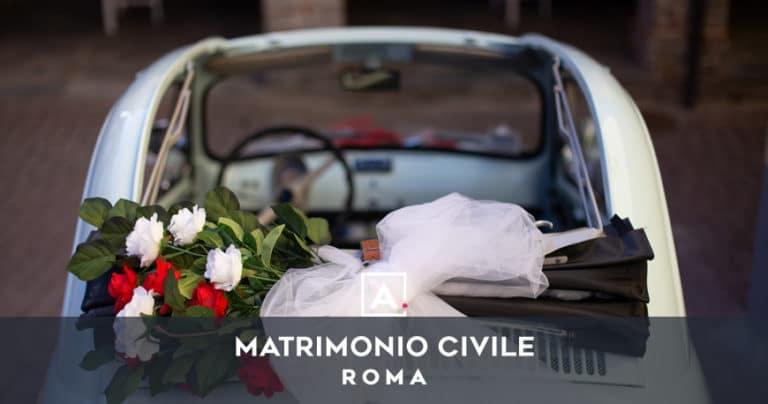 Location per matrimonio civile a Roma
