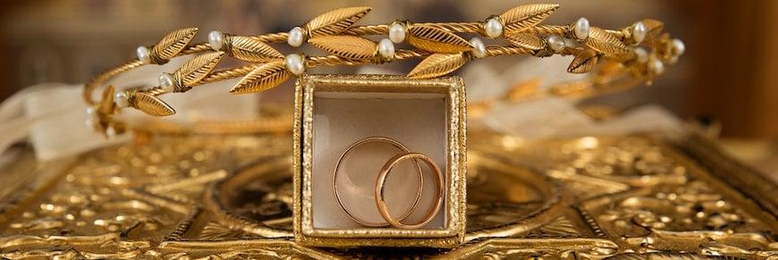 origini nozze d'oro