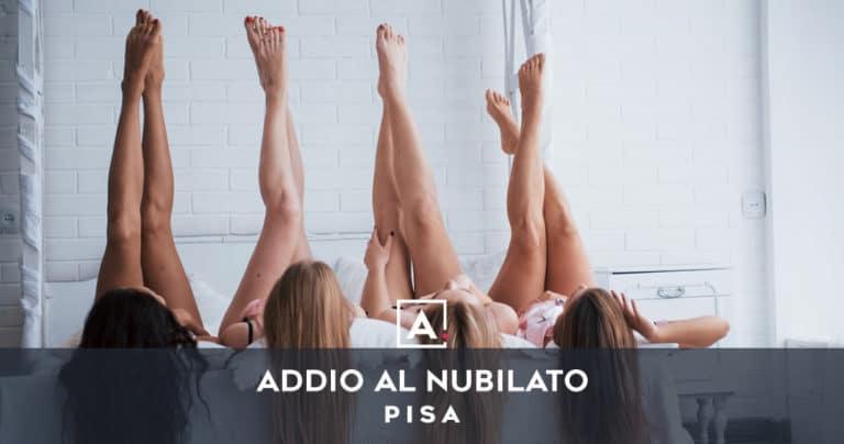 Addio al nubilato a Pisa: locali dove festeggiare