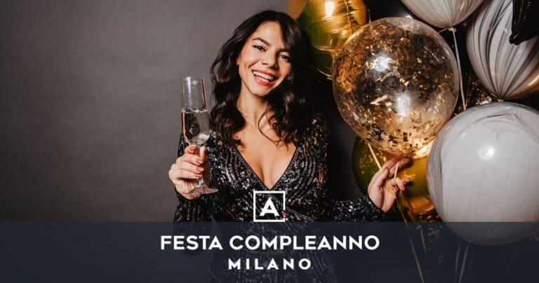 Location per feste di compleanno a Milano