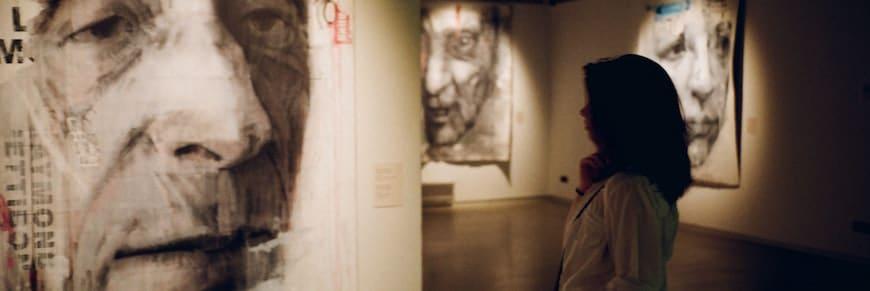 promuovere mostra d'arte