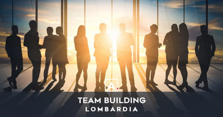 Team building in Lombardia