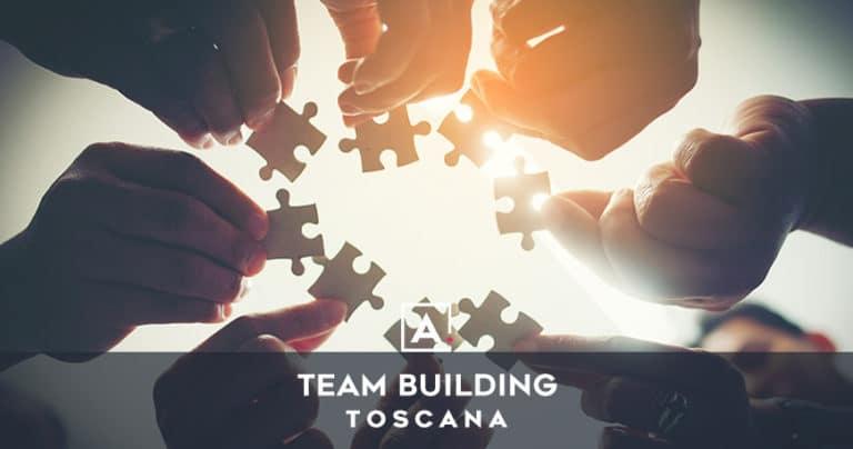 Team building in Toscana