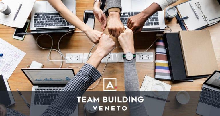 Team building in Veneto