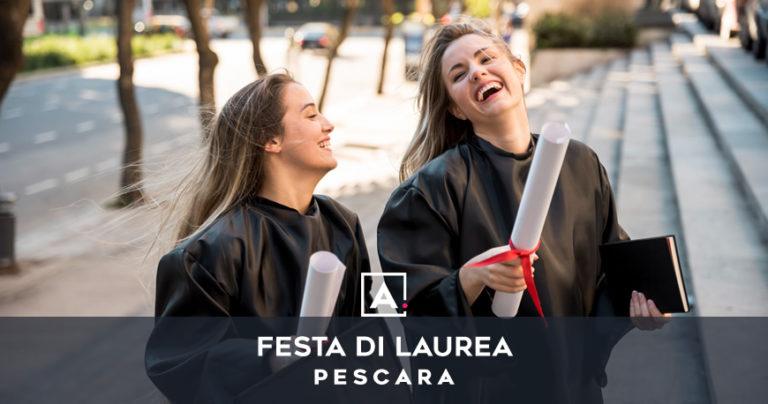Dove festeggiare la laurea a Pescara