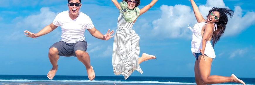 Diciottesimo compleanno in spiaggia