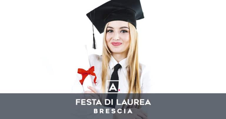 Dove festeggiare la laurea a Brescia