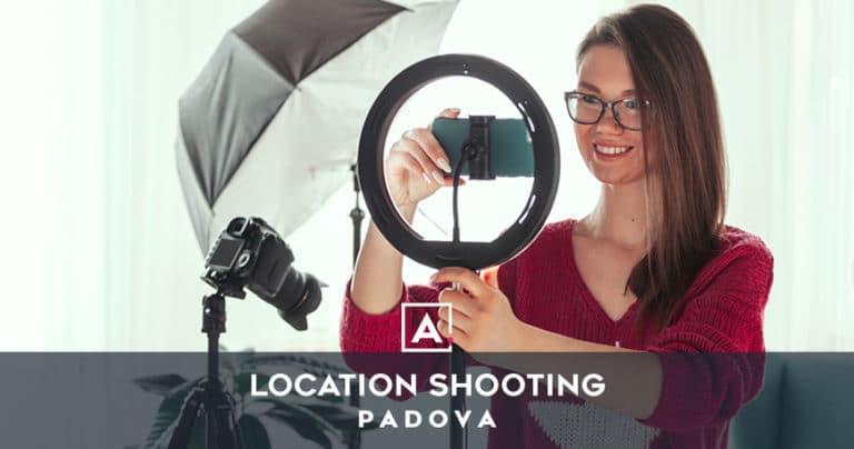 Location per shooting a Padova