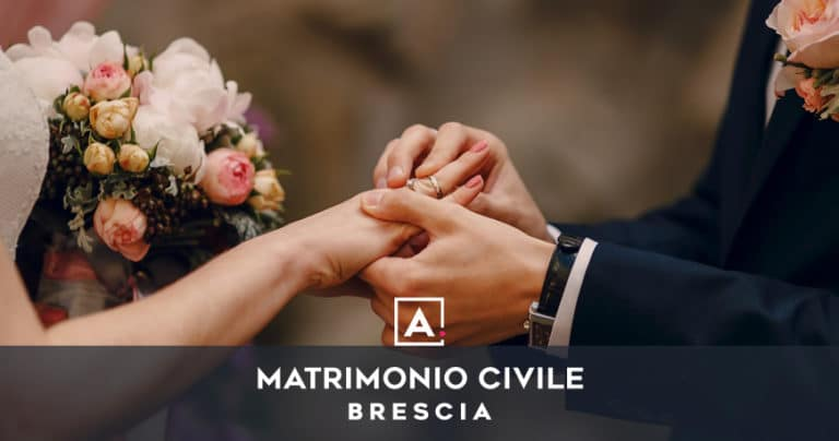 Location per matrimonio civile a Brescia