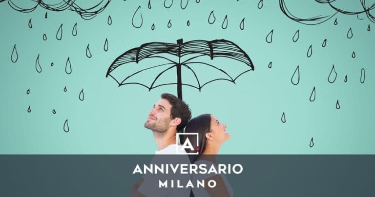 Anniversario a Milano: idee romantiche dove festeggiare